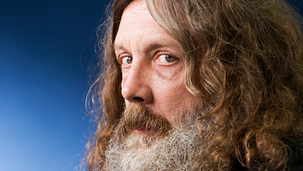 With standout works like Watchmen, V for Vendetta and The Saga of the Swamp Thing, Alan Moore's unconventional approach to superheroes helped make him a big part of an '80s-era British invasion of the comic book industry.