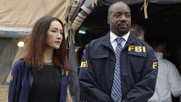 Hannah Wells (Maggie Q) and Jason Atwood (Malik Yoba) are looking into the bombing, a story thread that has the potential to throw some unexpected twists into the mix.