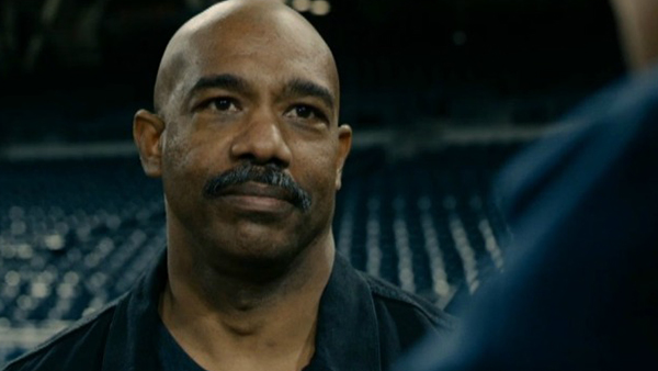Ginny's father, Bill Baker (Michael Beach), is a former pitcher himself who never made it big and began grooming his daughter to be a talented pitcher from a very young age.