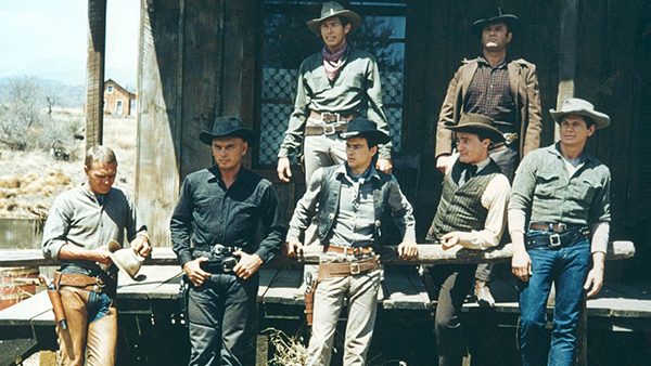 The Magnificent Seven  (1960) assembled a great cast, cementing itself as one of the greatest Western films, as well as one of the best remakes.