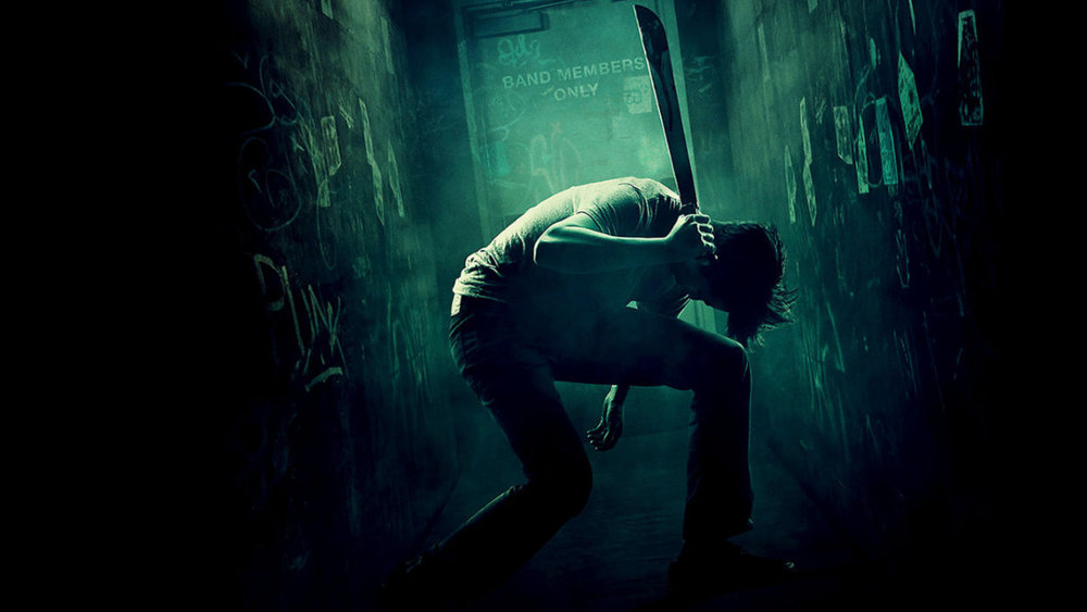 """Double Feature Review: Green Room And Blue Ruin"" posted by Andy Snyder on 5/10/16"