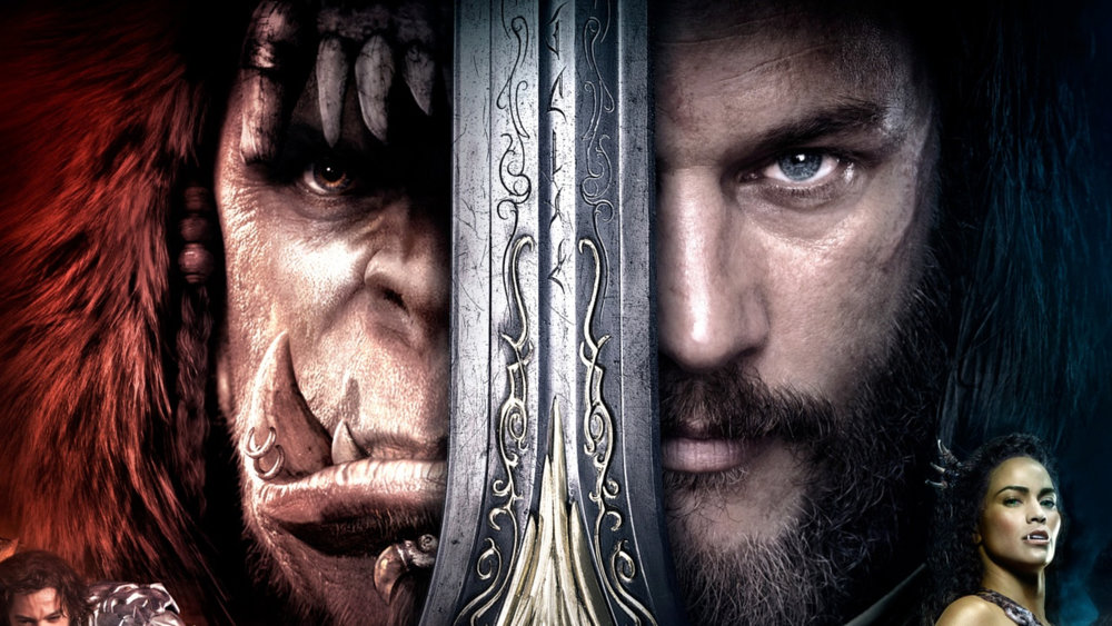 """Movie Review: Warcraft"" posted by Andy Snyder on 6/21/16"