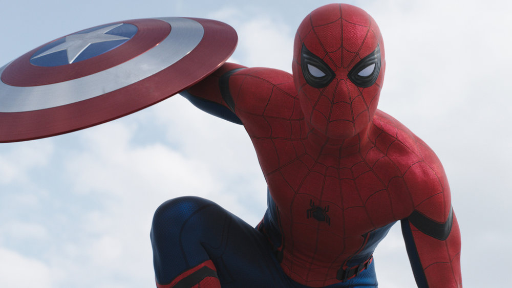 """The Cinematic Journey Of Spider-Man (Part 4)"" posted by David Rose on 8/2/16"