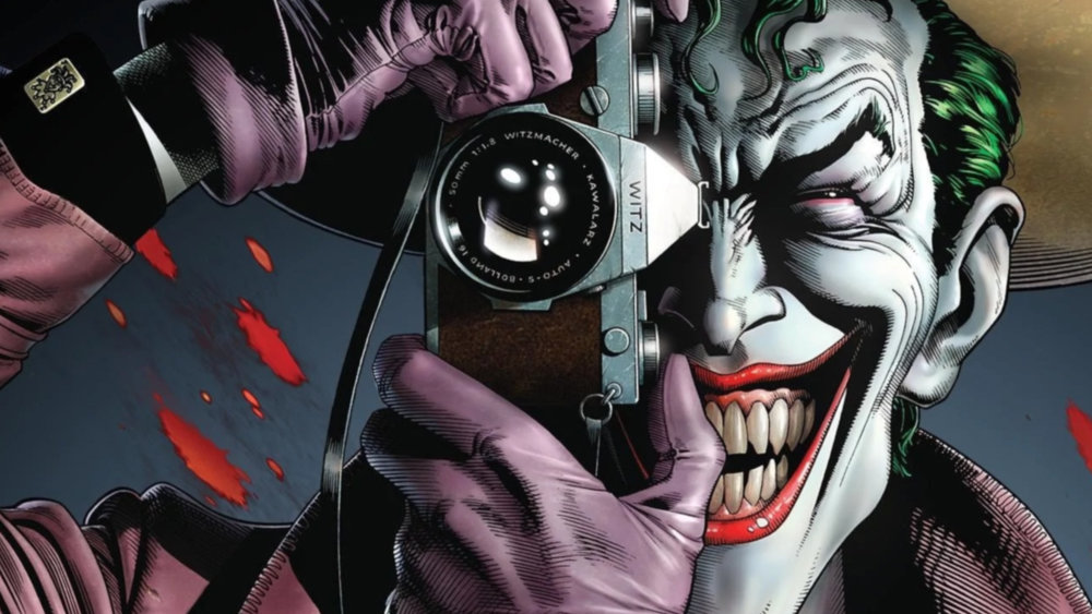""" Is A Successful 'Batman: The Killing Joke' Adaptation Even Possible?"" posted by David Rose on 8/12/16"