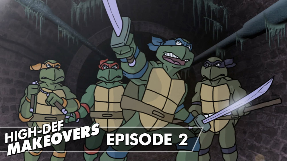 Episode 2 • Teenage Mutant Ninja Turtles Opening Theme