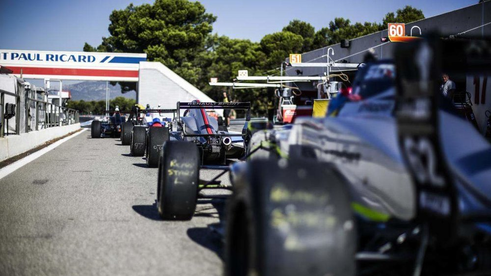 Formula Renault Testing will take place at Paul Ricard Circuit in France this week