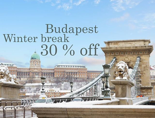 Please share! Use promo code: GET30 http://goo.gl/AseicJ #BUDAPEST #voucher #stay #travel #holidays #citybreak