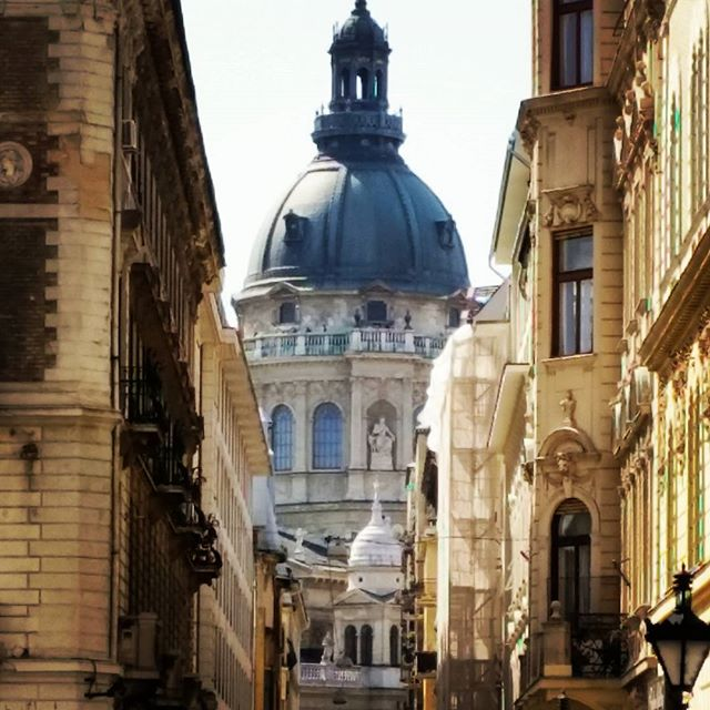 Saint Stephen Basilica  #budapest #travel #holidays #citybreak #hungary #architecture #instatravel