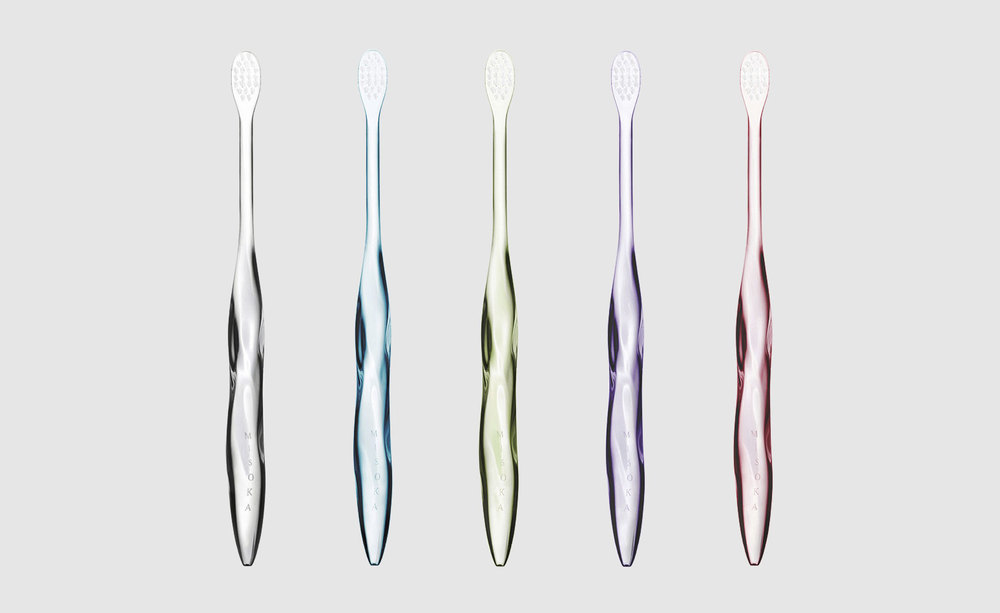 Misoka Toothbrush Structural Packaging Designer London Jon