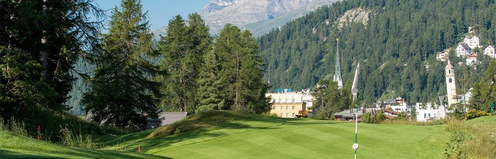 St Moritz Golf