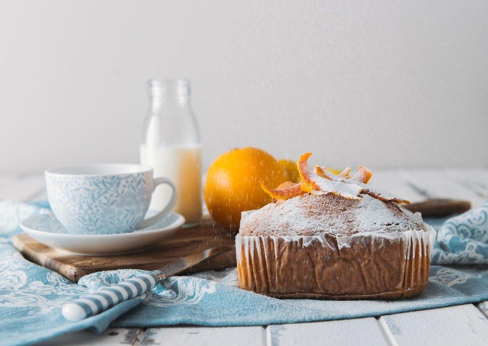 Madeira Cake, Great British Bake Off