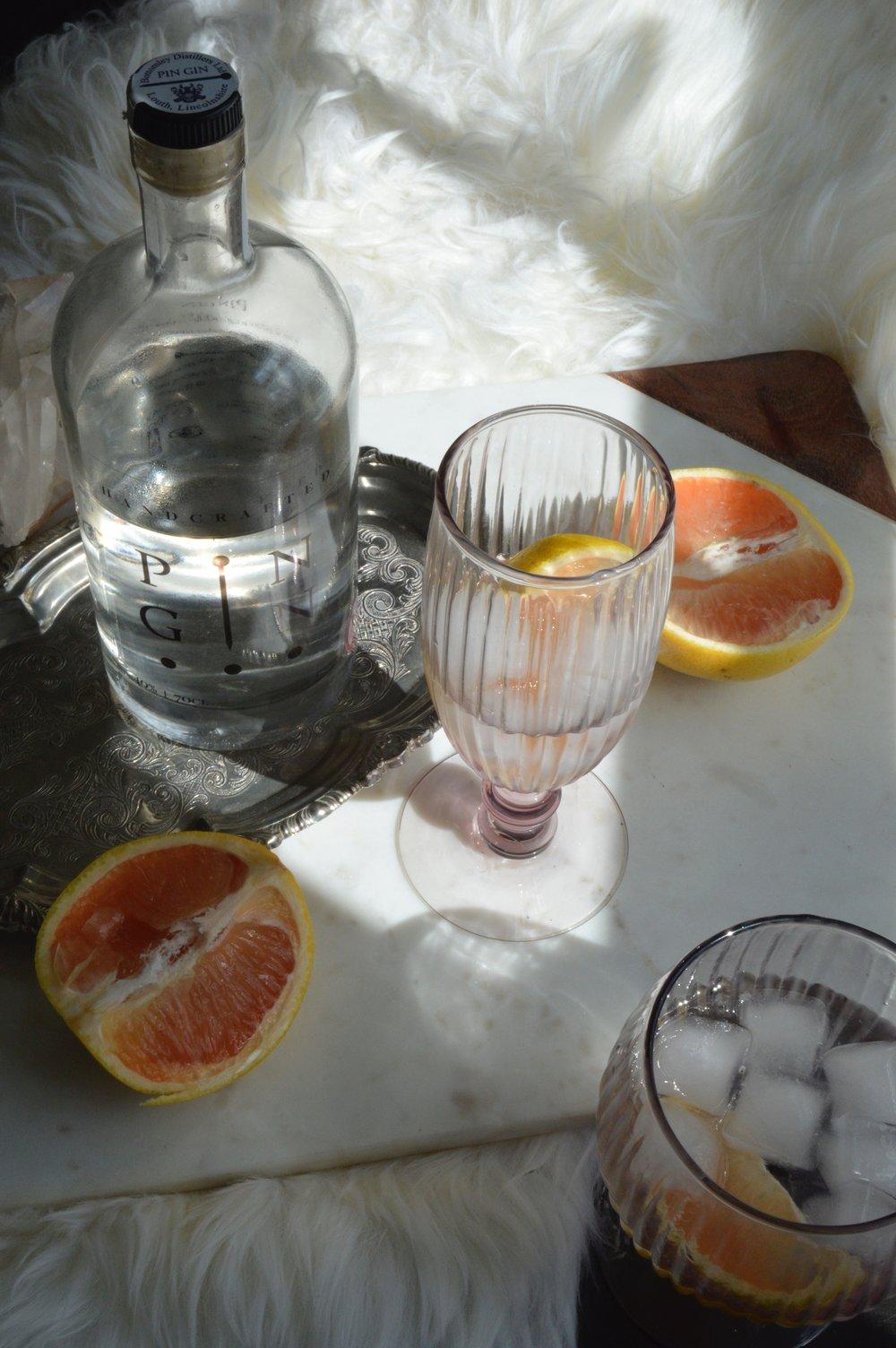 Lincolnshire Pin Gin