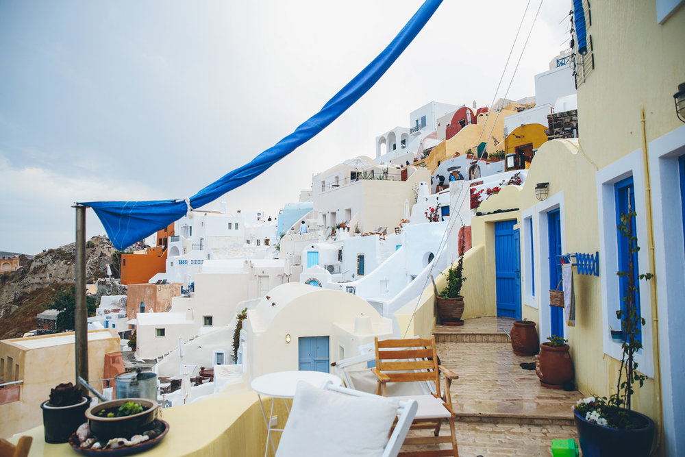 Santorini, what to do