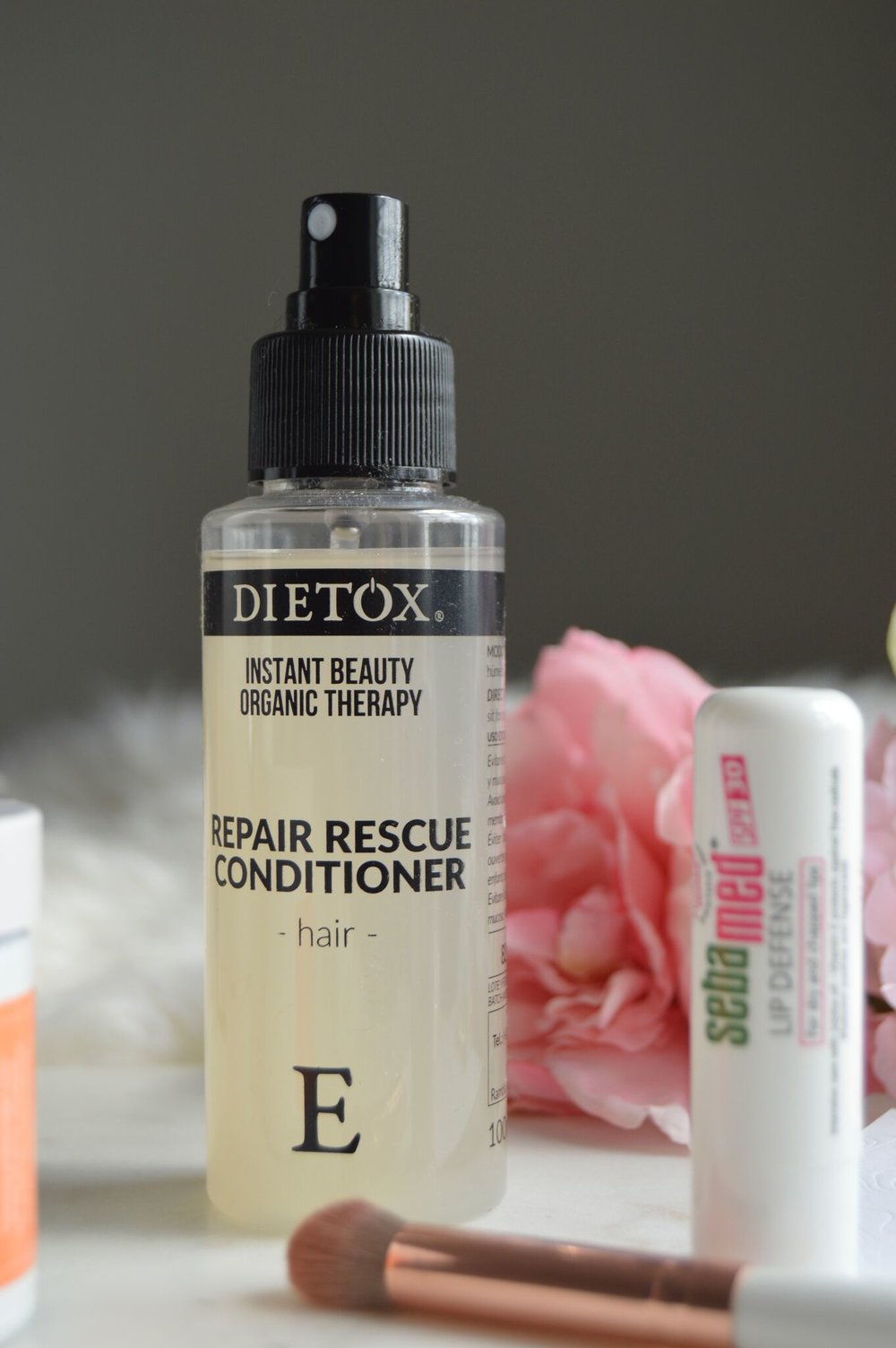 Diet Leave in conditioner Spray