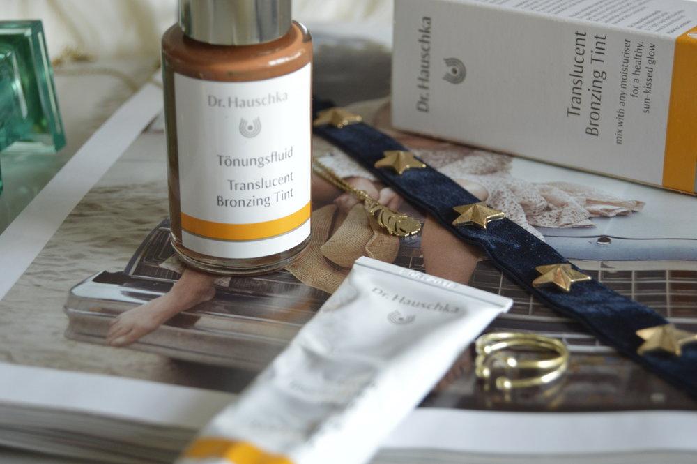 Dr Hauschka, translucent bronzing tint