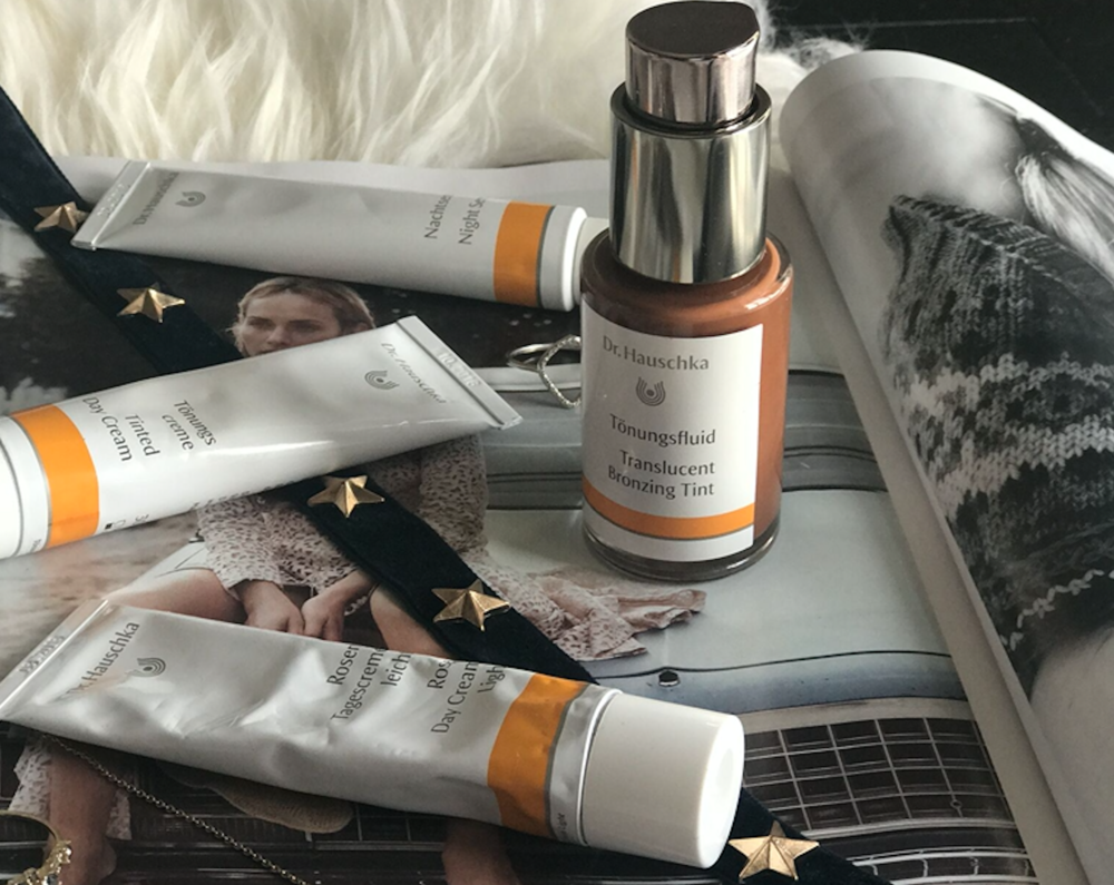 Dr Hauschka's Translucent Bronzing tint Beauty Blogger Review, The Creative Larder