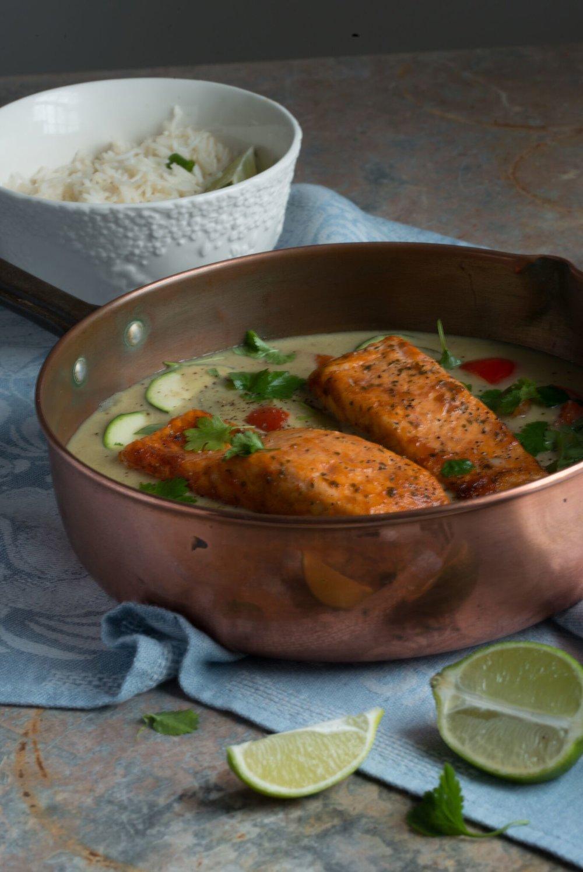 BigFish Brand Thai Curry