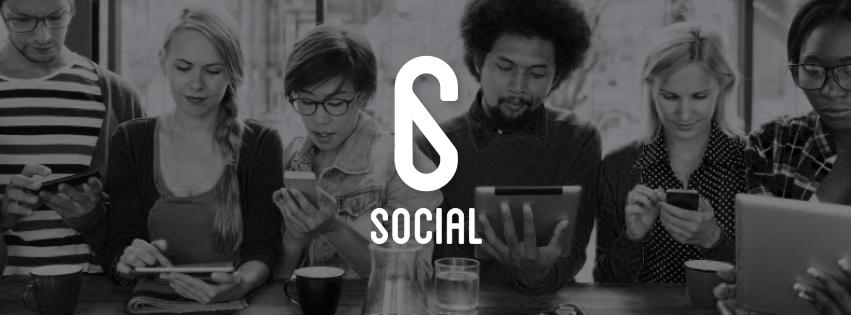 6 Social Banner