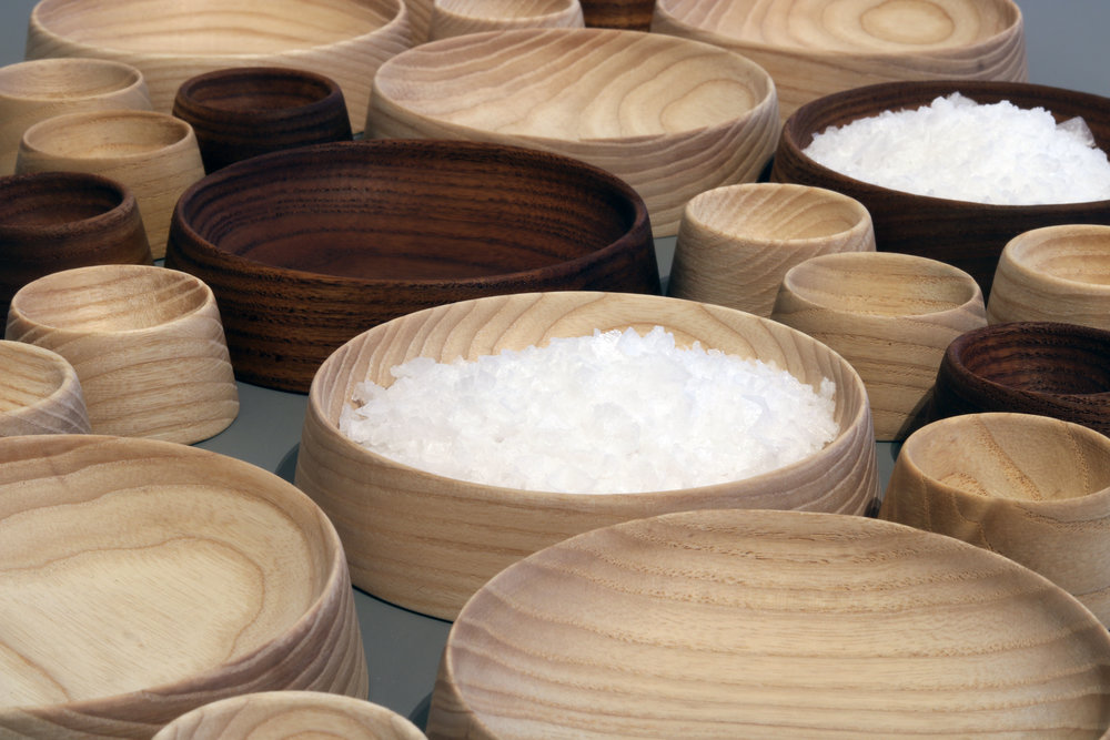 Tind wood bowls