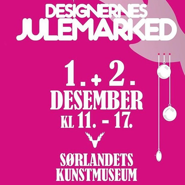 This weekend @skmu_art we are showing new work for sale🤩🎁if your i Kristiansand! @designernesjulemarked #norwegianmade #norskdesign #scandinaviandesign #limited #smallscale #local