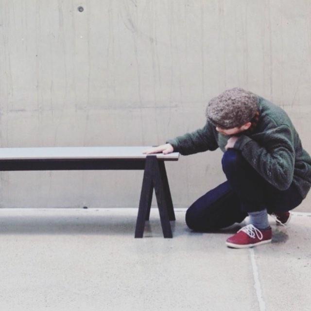 Throwback 2015-18 Lokee table, bench & console furniture. Flexible and easy🤪 @aasmund_engesland @kunstnerforbundet @vingenbar @astrupfearnley #norwegianmade #norskdesign #scandinaviandesign #modular