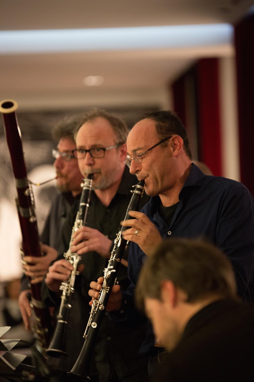 Giorgio Mandolesi, Olivier Derbesse, Philippe Berrod