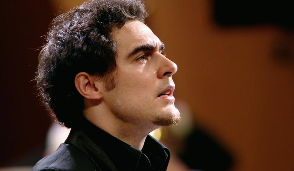 Arnaud Denis dans Peer Gynt de Grieg avec l'Orchestre de Paris à la Salle Pleyel en 2012