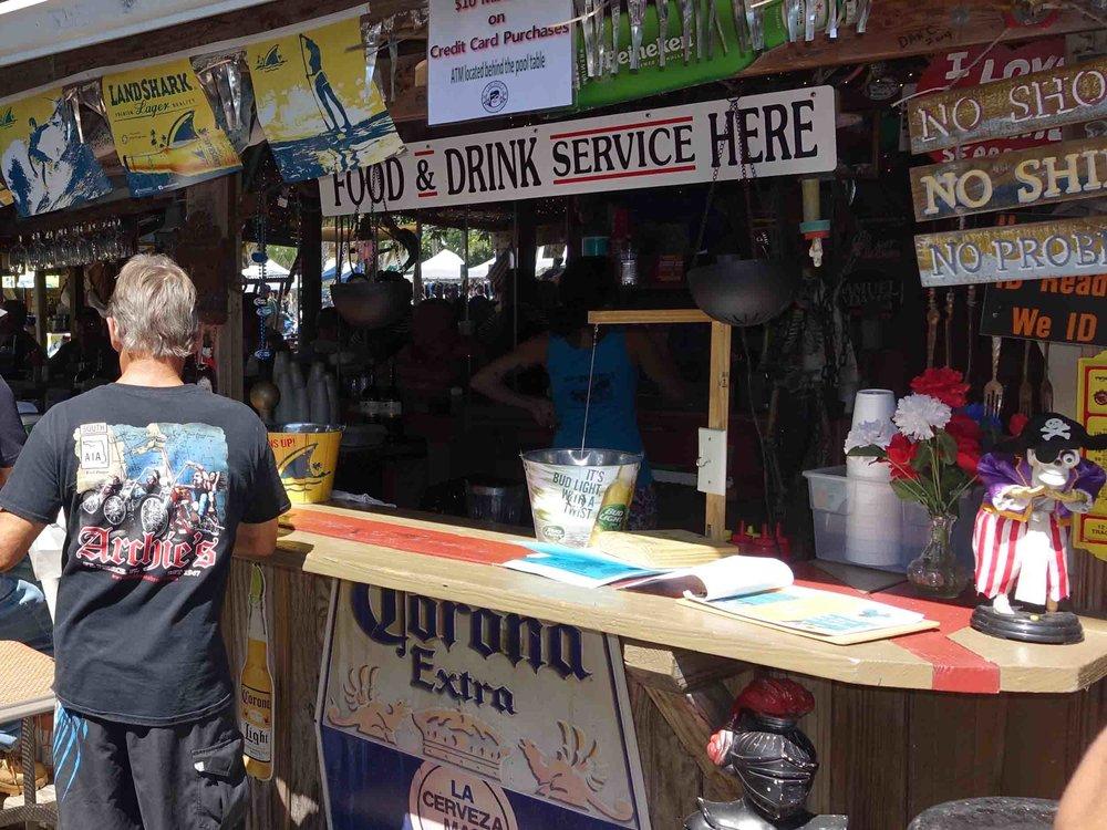 Archie's Seabreeze Bar