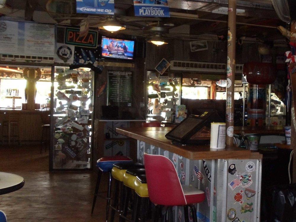 Sandbar Sports Grill Interior