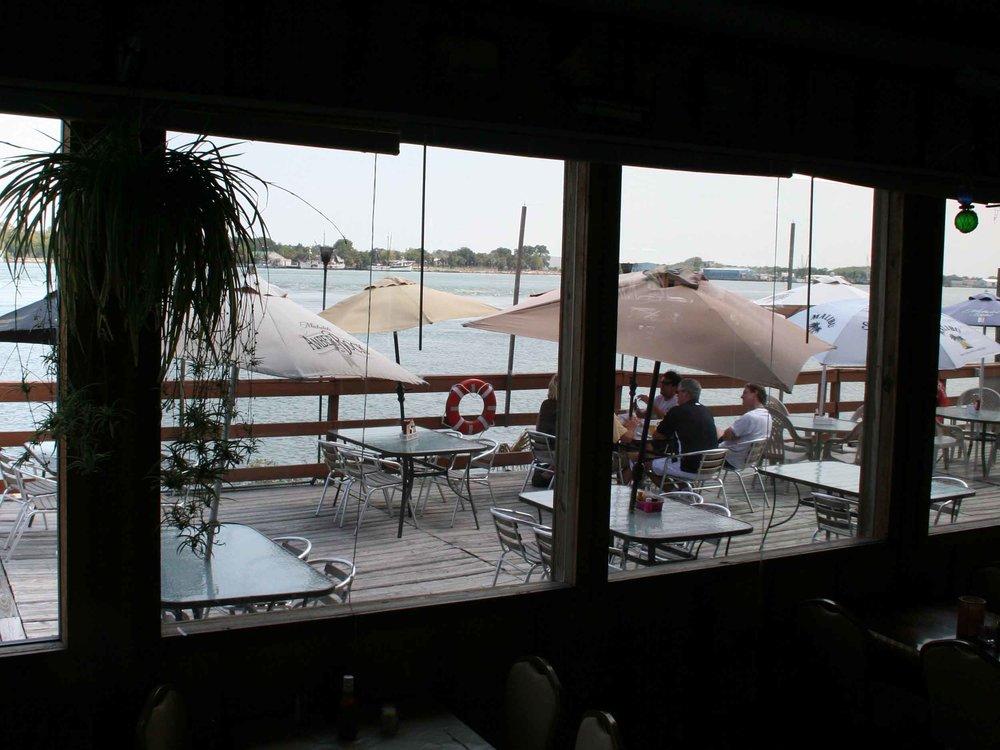 Sandollar Restaurant and Marina Patio