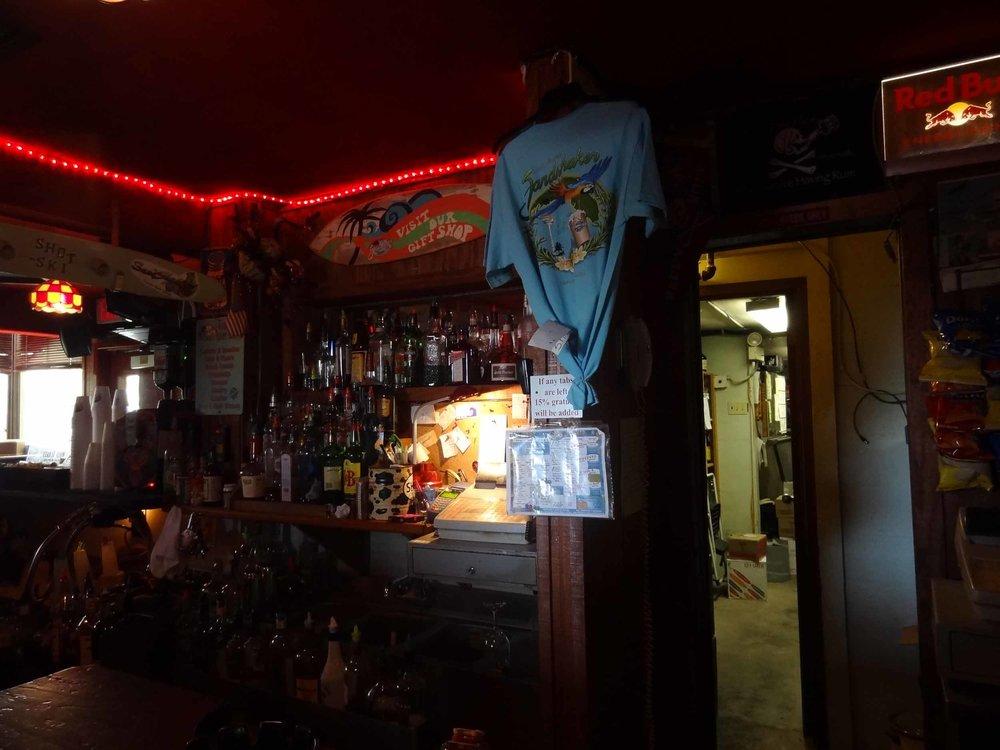 Sandshaker Lounge Interior