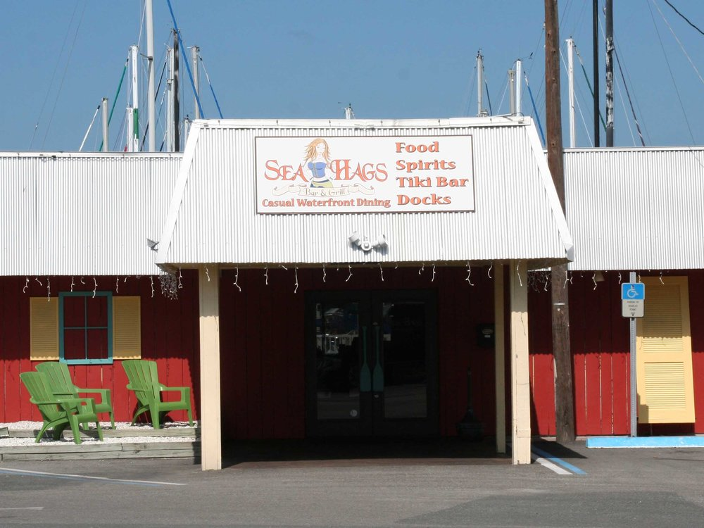 Sea Hags Bar and Grill Exterior