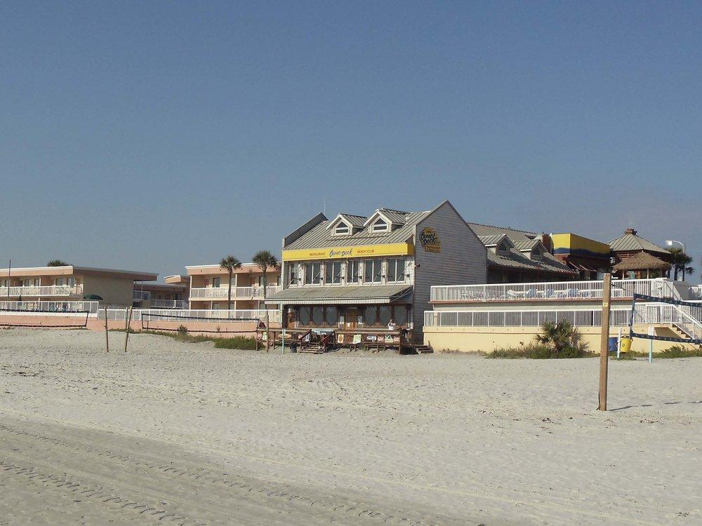 ocean deck beach front