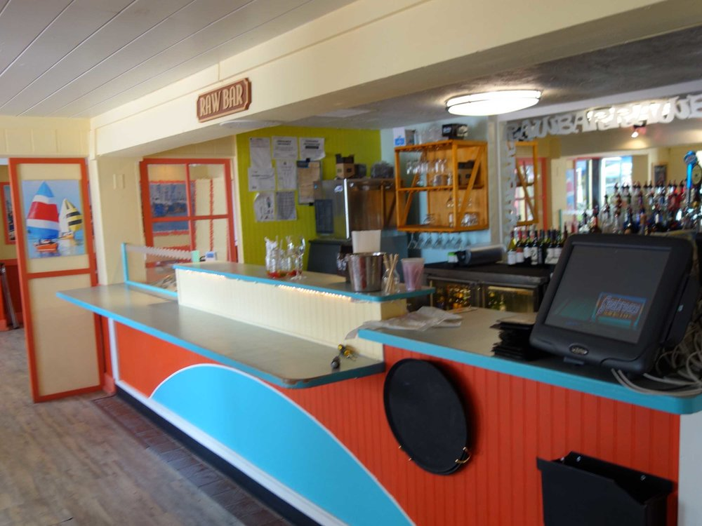 Seabreeze Island Grill Raw Bar
