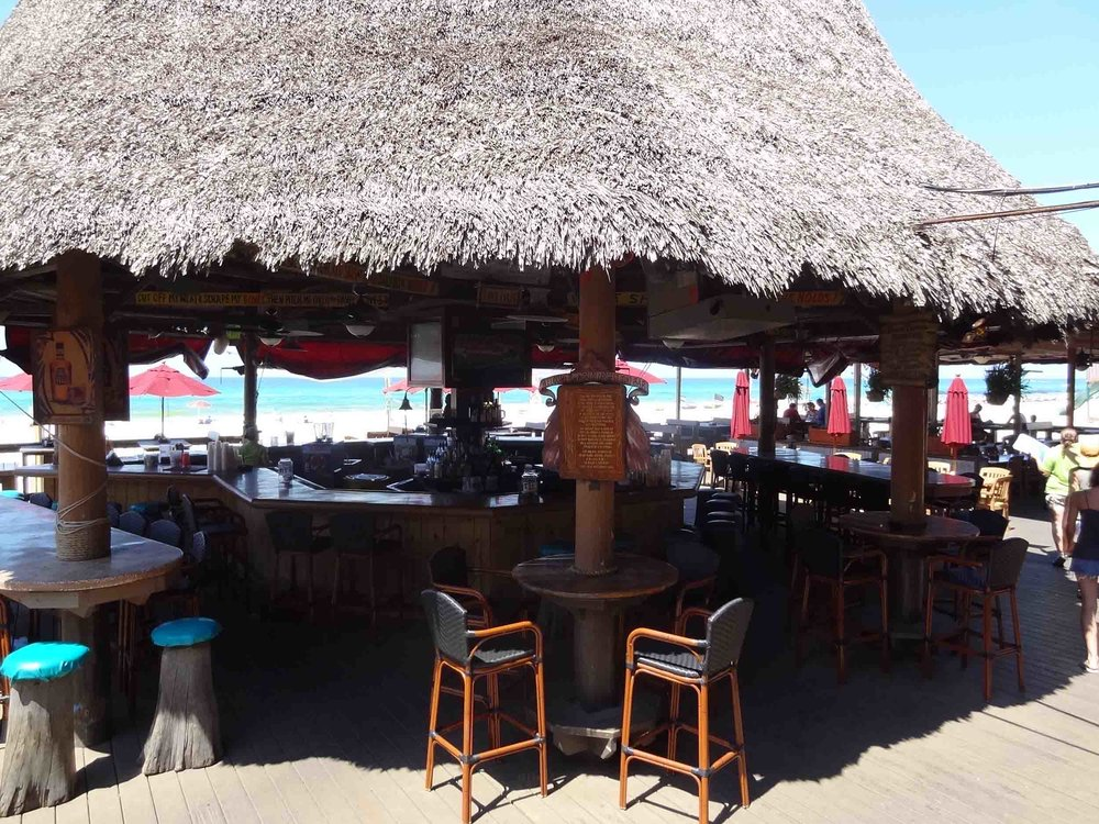 Sharky's Beachfront Restaurant and Tiki Bar