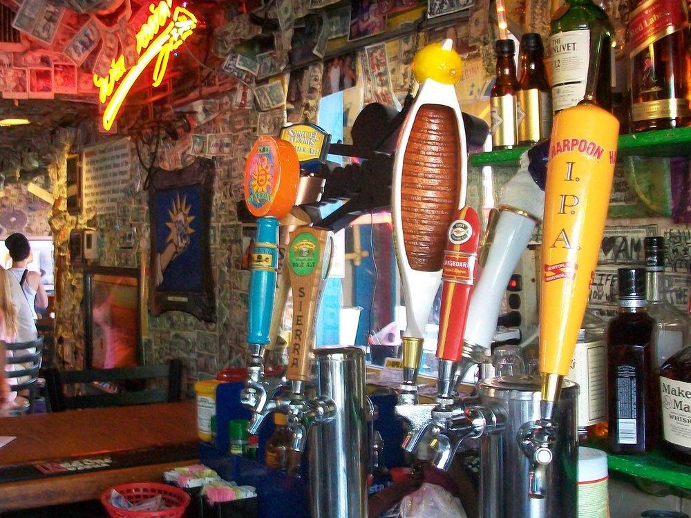 Siesta Key Oyster Bar Tap Handles