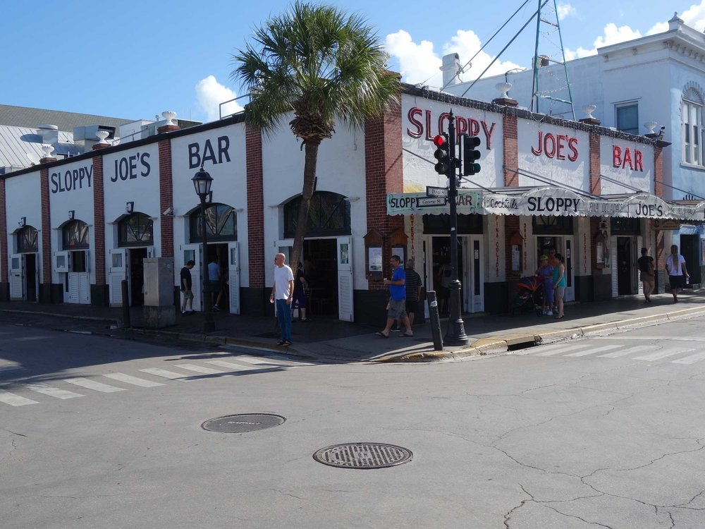 Sloppy Joe's Exterior