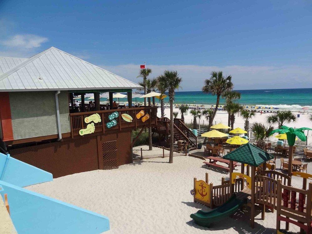Barefoot Beach Club Exterior
