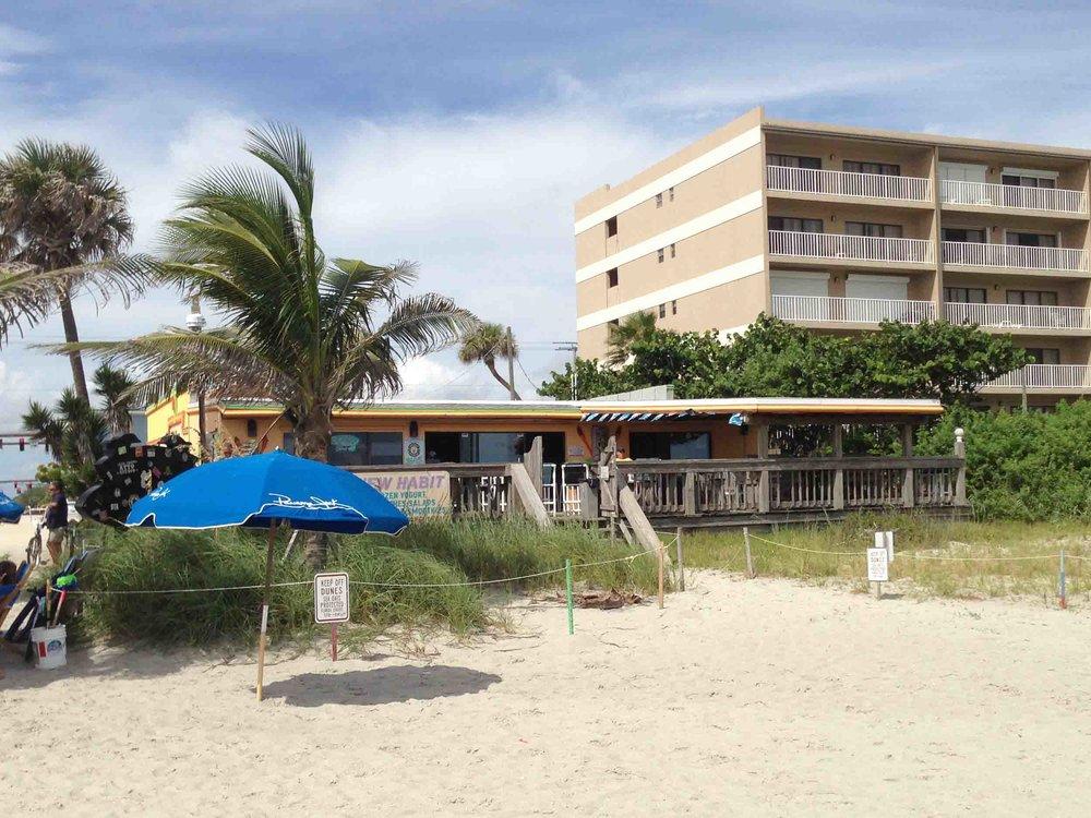Beach Shack Exterior