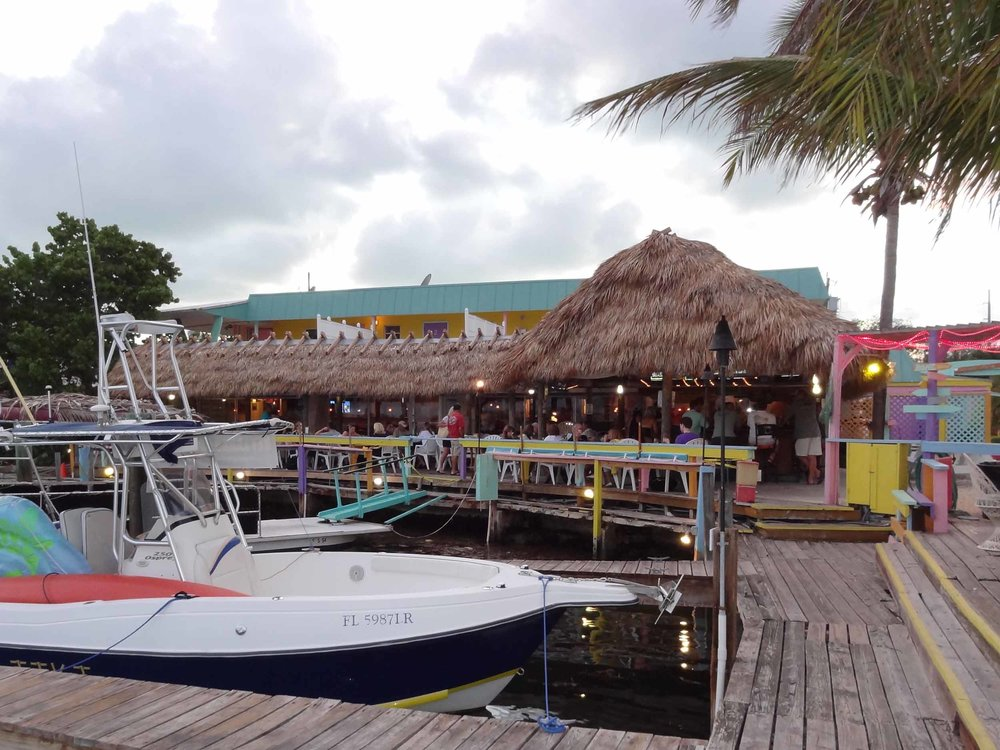 Snapper's Waterfront Restaurant Outside Bar