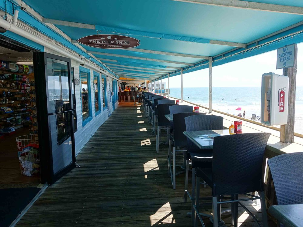 Boardwalk Patio