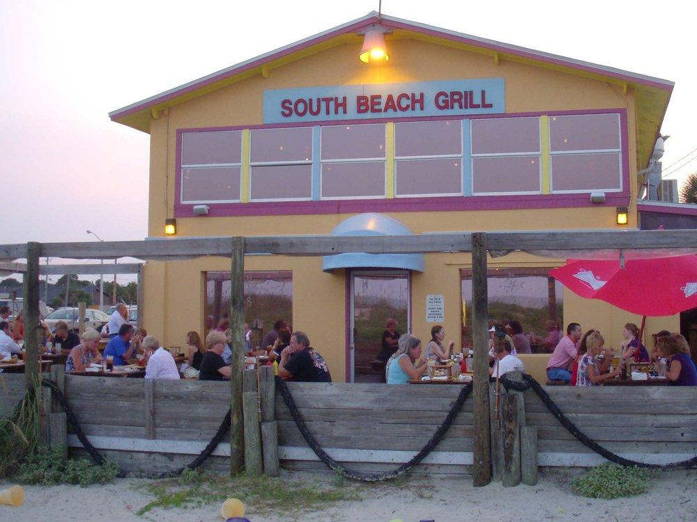 South Beach Gill Exterior