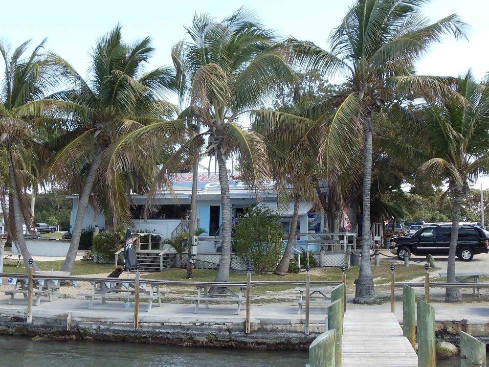 Caribbean Club Exterior