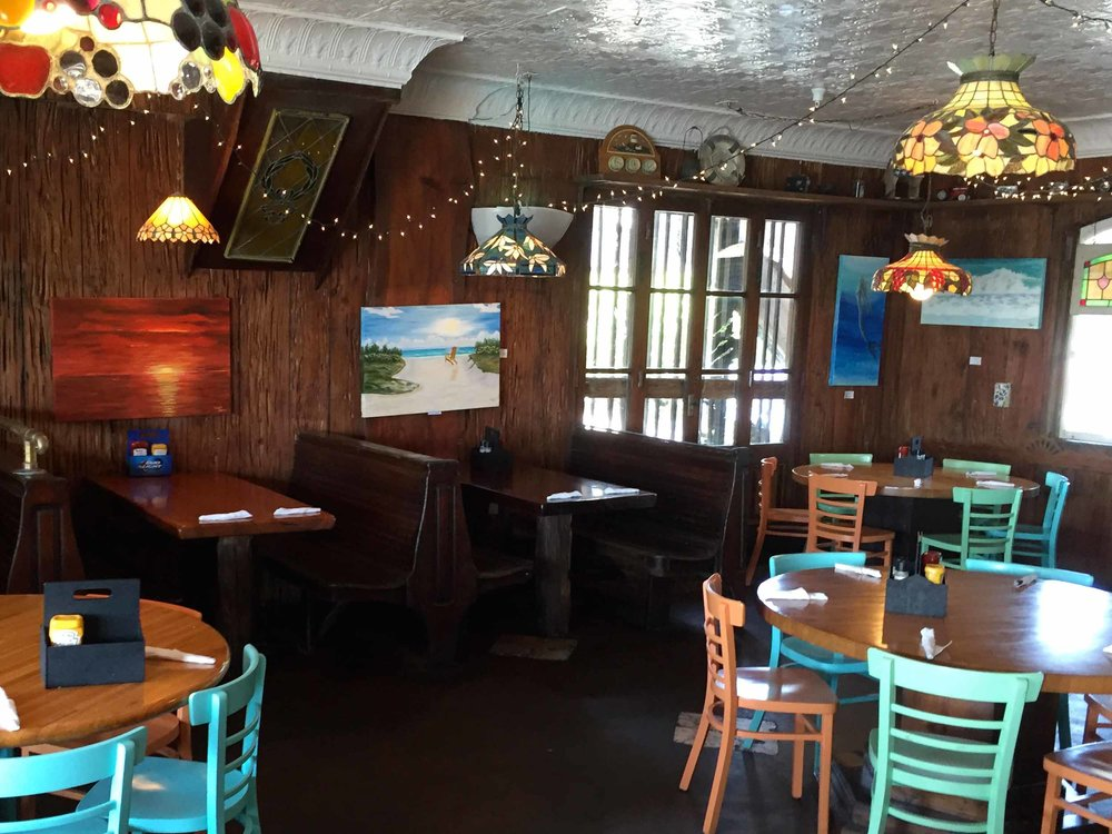Waldo's at the Driftwood Resort Interior