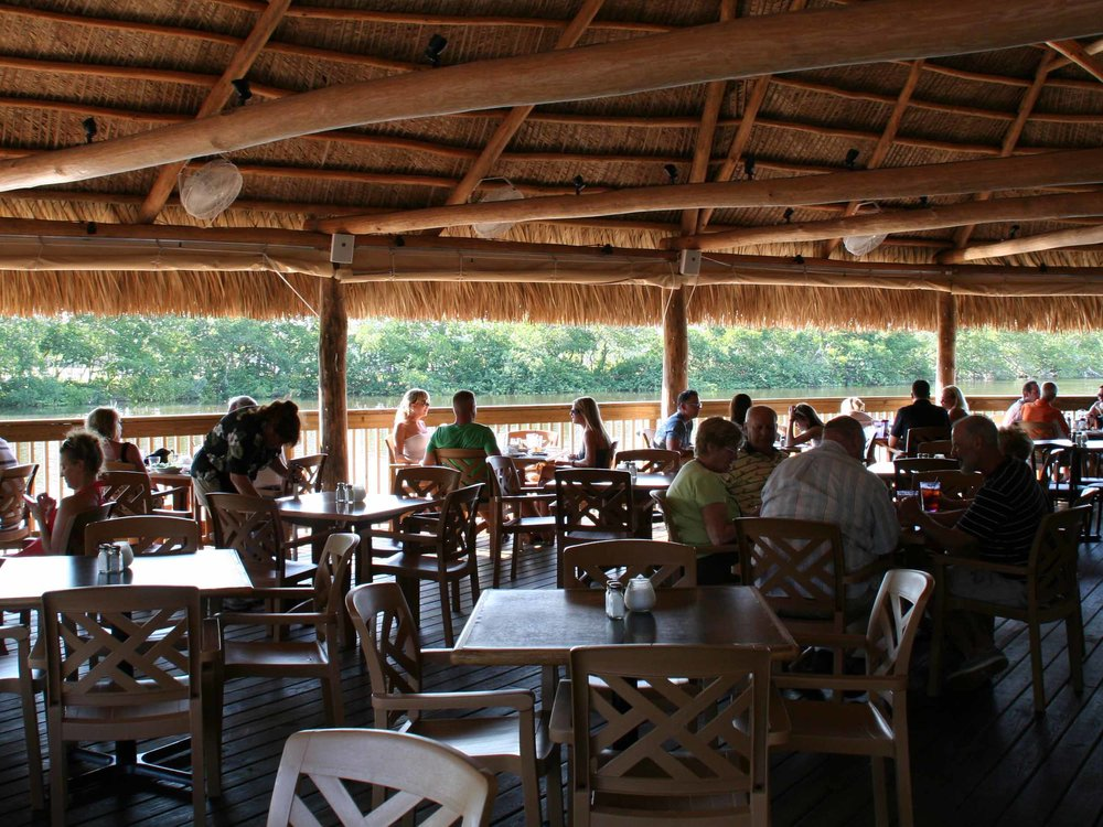 Coconut Jack's Waterfront Grille Patio