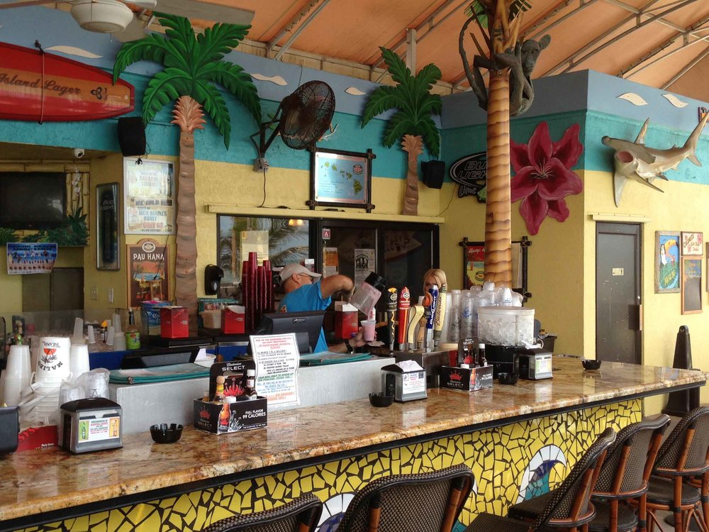 Coconuts on the Beach Interior Bar