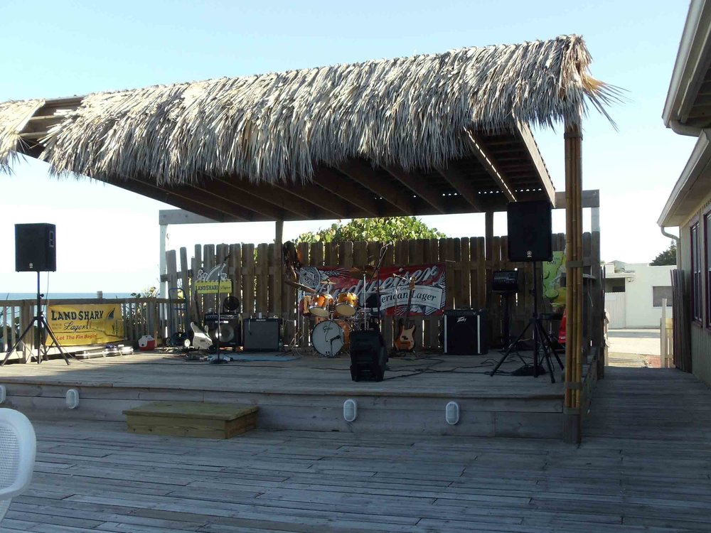 Coppola's Bar and Grille Stage