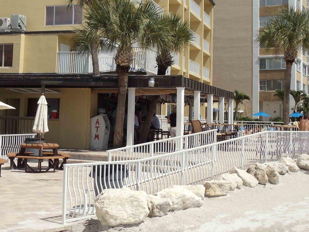 Tropix Island Tiki Bar Exterior