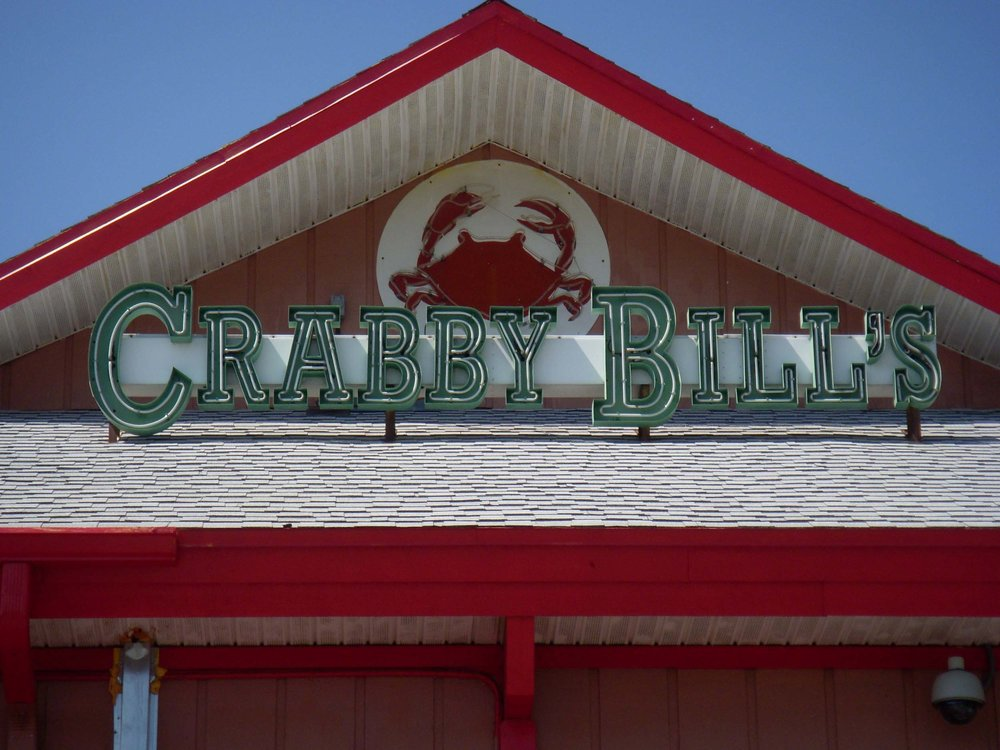 Crabby Bill's Entrance