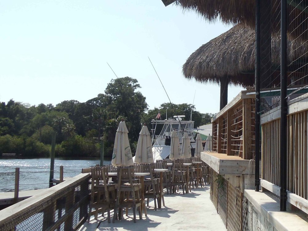 Rum River Bar and Grill Water View